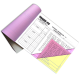 Carnets 3 feuillets format A5 RV
