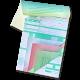 Carnets 3 feuillets format A4 RV